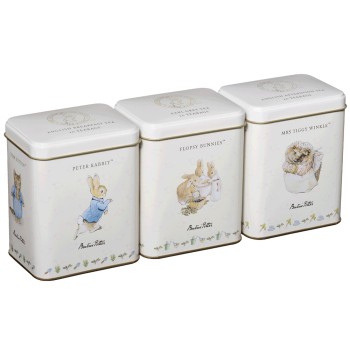 Beatrix Potter Tea Tin Gift Pack