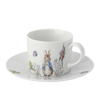 Peter Rabbit Classic Cup & Saucer Set