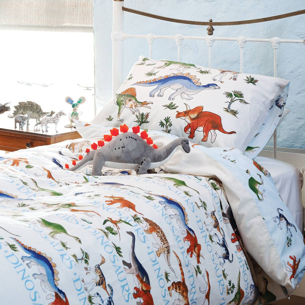 Dinosoar Bedding from Emma Bridgewater