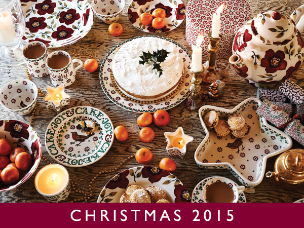 Click here to see Emma Bridgewater's goods for Christmas 2015