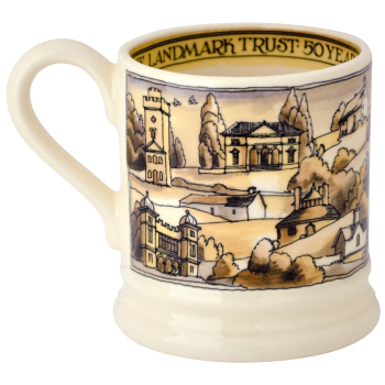 The Landmark Trust Half Pint Mug from Emma Bridgewater