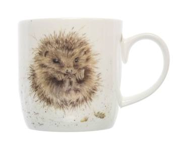 Mum loves her Wrendale hedgehog mug