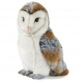 Large barn owl plush soft toy