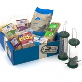 Bumper bird food gift box