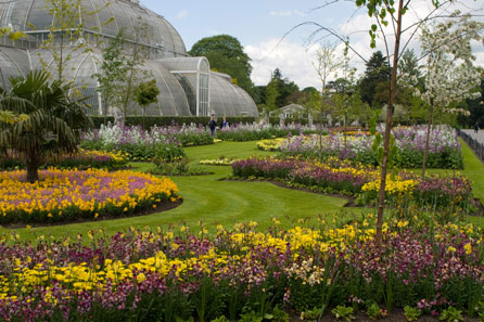 What about giving  a visit to Kew Gardens?