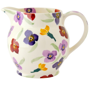 Click here to see Emma Bridgewater's Wallflower range