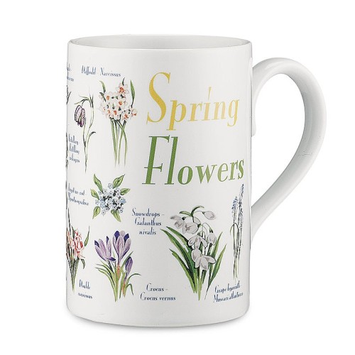 Spring Flowers Mug from Museum Selection