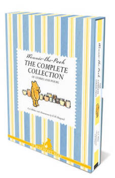 Winnie the Pooh: The Complete Collection of Stories and Poems (Hardback) from Foyles