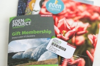 Give a Gift Membership to the Eden Project