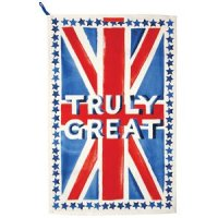 This Truly Great Tea-Towel is from Emma Bridgewater for £10.00