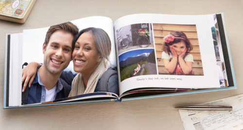 Give a photobook from Photobox - special offers from 30% off