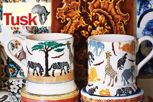 Gifts to support Tusk from Emma Bridgewater