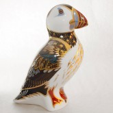 Royal Crown Derby, Puffin paperweight