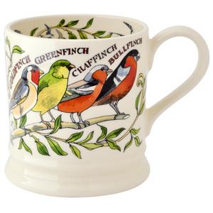 Garden Birds 1/2 Pint Mug 2016