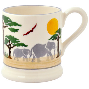 Tusk mugs - perfect for wildlife lovers!