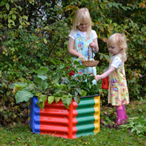 Get the kids growing and planting