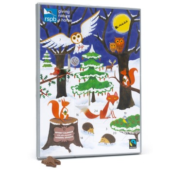 RSPB Chocolate advent calendar