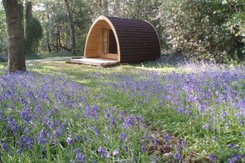 Visit Buy a Gift to see their range of glamping experiences
