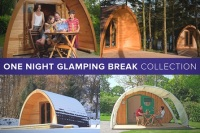 Go glamping with Virgin Experience Days