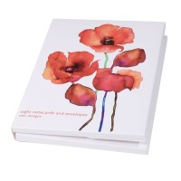 Poppy Notecards from English Heritage