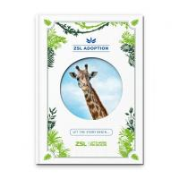 Adopt a giraffe at ZSL London Zoo