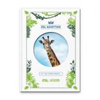 Adopt a giraffe at ZSL London Zoo