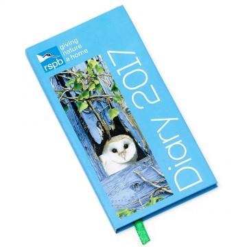 RSPB Pocket diary photographic