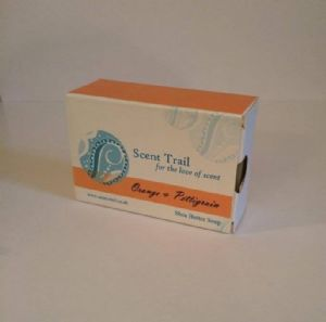 Scent Trail Soap from the Orangutan Foundation