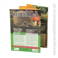 Wildlife World Hedgehog Guide
