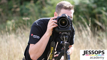 40% off Photography Course at Jessops Academy including Tripod and Print