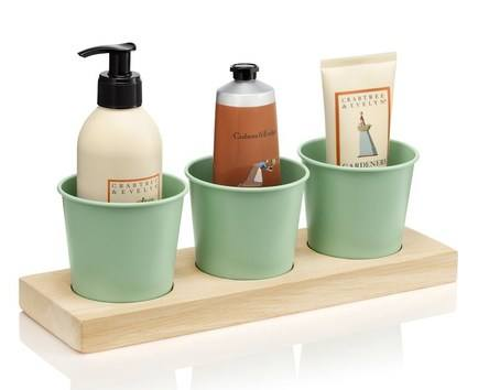 Gardeners Mini Herb Tin Set from Crabtree & Evelyn
