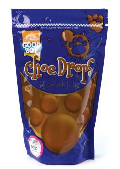 Good Boy Chocolate Drops