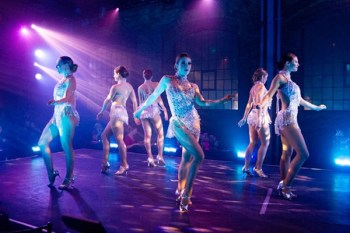 The London Cabaret Club Show and Dance Lesson with the Stars for Two