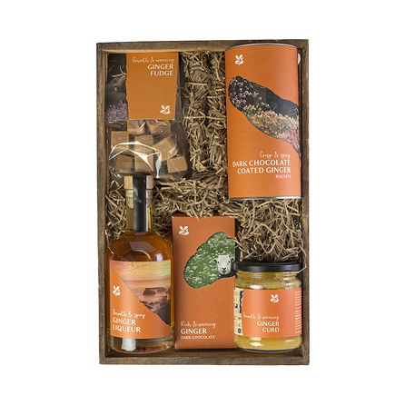 National Trust Ginger Lovers Gift Set
