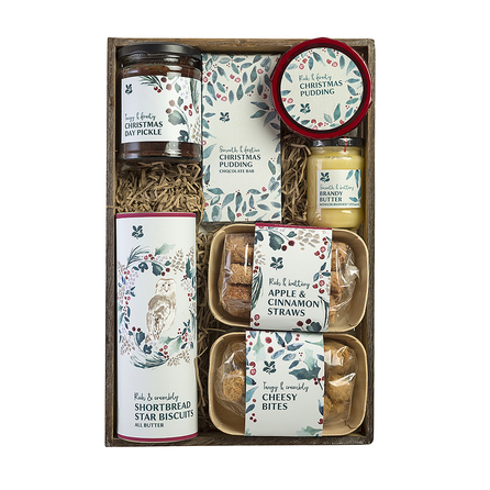 National Trust Taste of Christmas Gift Set