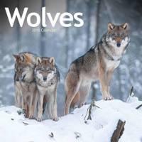 Wolves 2018 Calendar