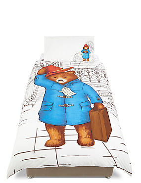 Paddington Bear Bedding Set