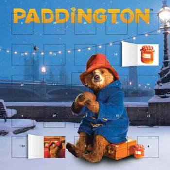 Paddington Bear The Movie Advent Calendar