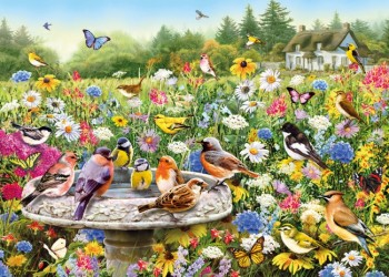 The Secret Garden 1000 Piece Jigsaw