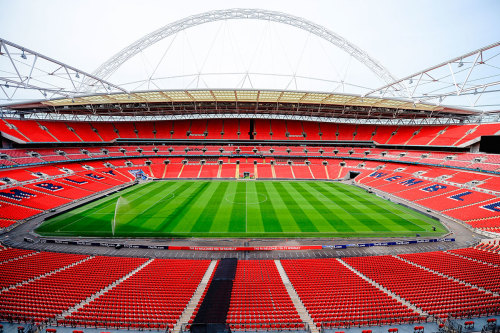 Wembley Stadium Tour for one adult, two adults, adult and child, family tour...