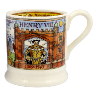From Emma Bridgewater, the Kings and Queens collection
