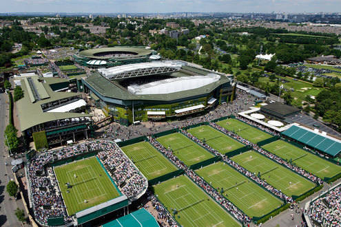 Wimbledon Tour for Two