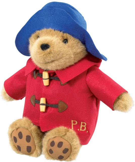I love Paddington Bear!  He's a legend!