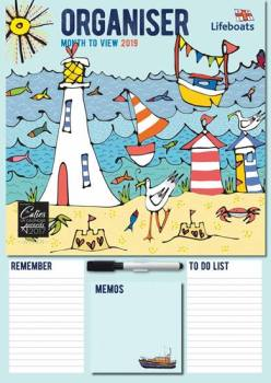 Visit CalendarClub.co.uk to see their amazing range of family planners for 2019
