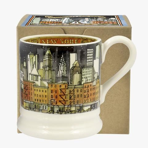New York Half Pint Mug