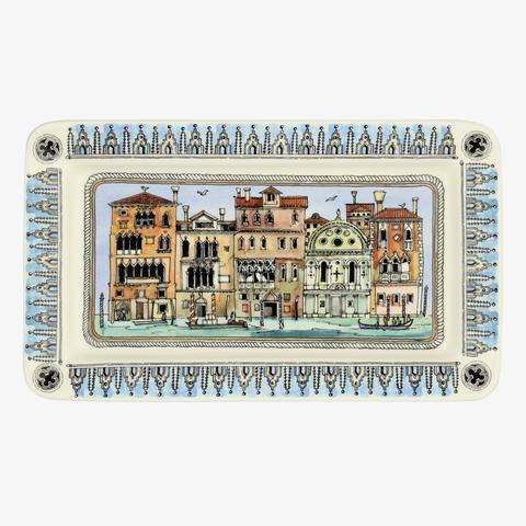 Venice Oblong Plate