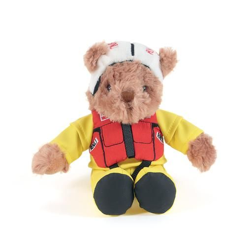 Head off to the RNLI's online shop to take a look at their bears