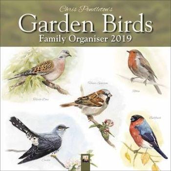 Garden Birds Family Planner 2019