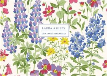 Laura Ashley A4 Family Planner 2019