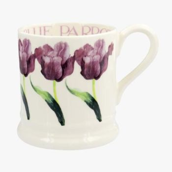 Blue Parrot Tulip Small Mug